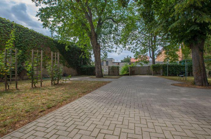 2-Zimmer-Wohnung im Erdgeschoss in Staßfurt zu vermieten