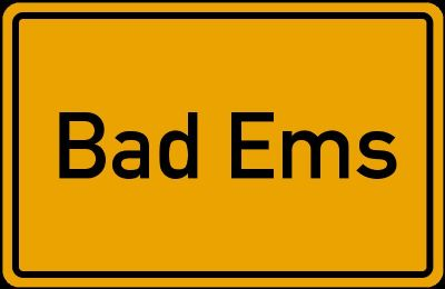Bad Ems Grundstücke, Bad Ems Grundstück kaufen