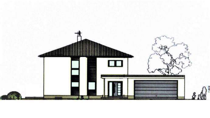 **Familienfreundliches Einfamilienhaus** mit Doppelgarage in Merkendorf