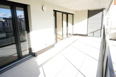 Neubauwohnung am Europaviertel inkl. Küche und Terrasse - smart home!