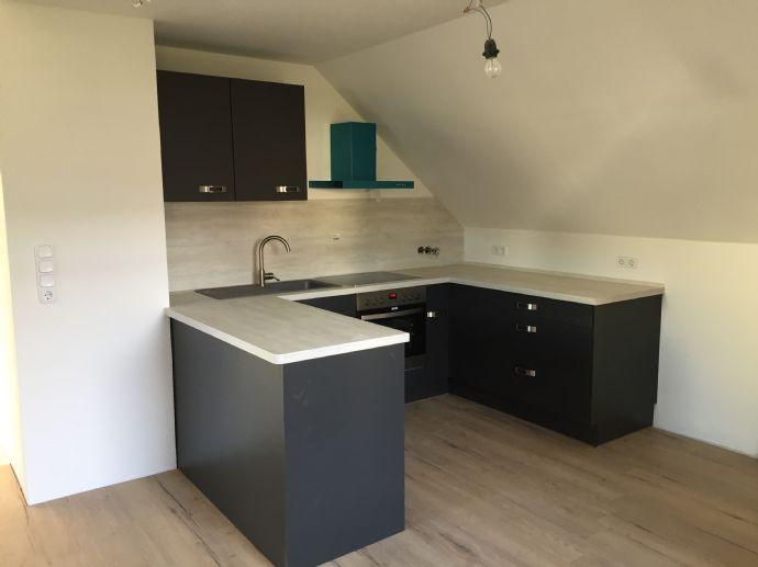 Renovierte 2-Raum-Whg., 75 m² mit Einbauküche, Konz Oberemmel