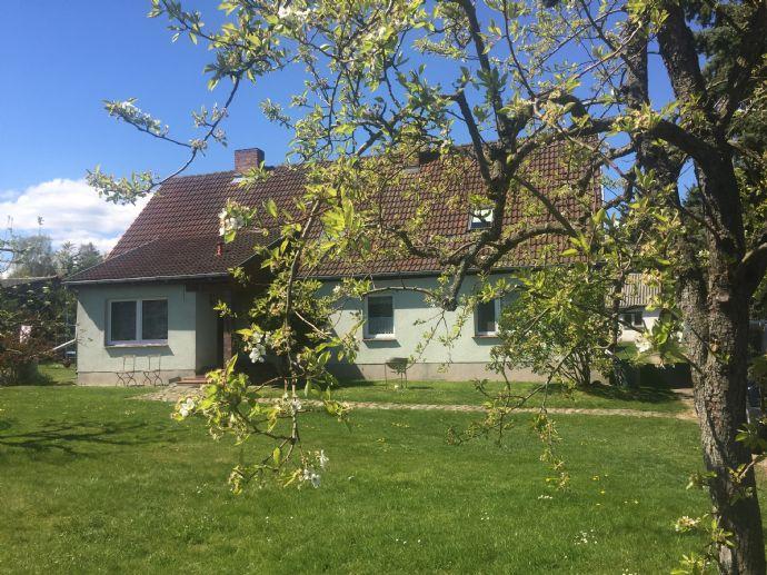 Ideal für Pferdeliebhaber !! Solides Haus mit 7.600 qm Freifläche und in Ostseenähe vor den Toren der Insel USEDOM !!!