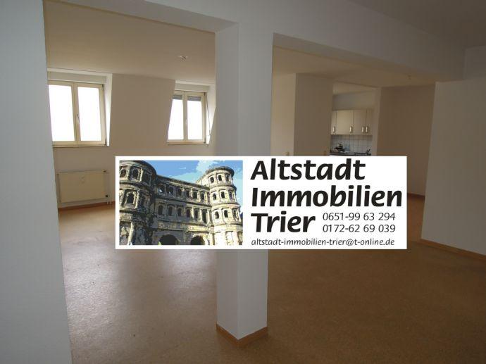 Trier-City ! 3 ZKB Dachgeschoss - Wohnung ab 01.08.2020 zu vermieten !