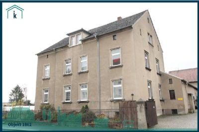 Zittau, kleines Mehrfamilienhaus