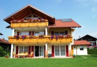 LLAG Luxus Ferienwohnung in Schwangau - 45 qm, komfortabel, exklusiv, zentral gelegen (# 4151)