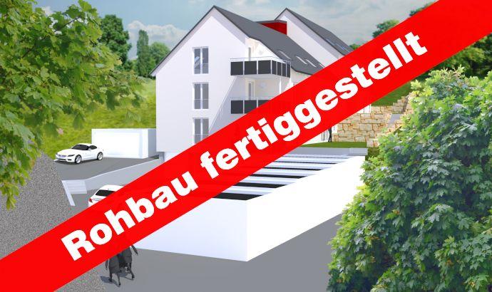 Wohnen am sonnenverwöhnten Südhang oberhalb der historischen Altstadt von Ochsenfurt