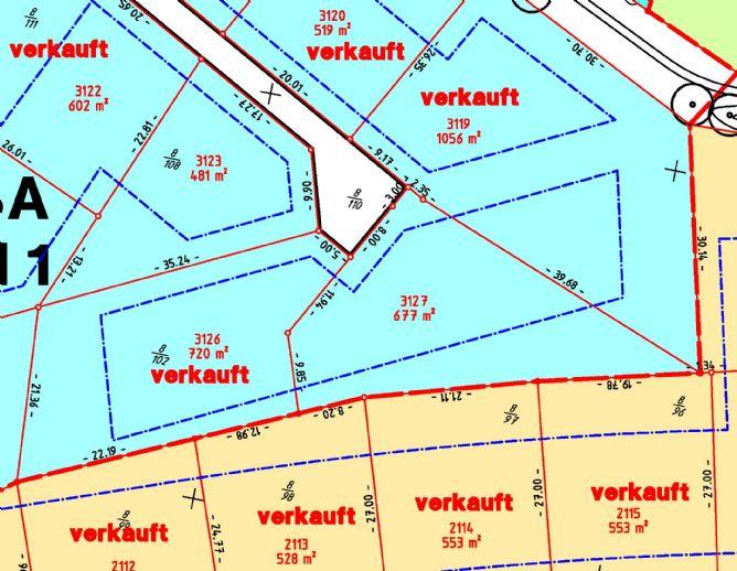 PROVISIONSFREI: dieses herrlich ruhige Grundstück und weitere Baugrundstücke im stadt- und naturnahen Wohngebiet Am Klingteich