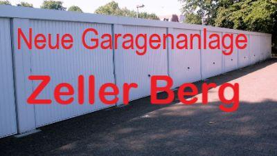 Aue Garage, Aue Stellplatz