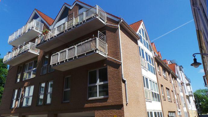 2-Zimmer Wohnung am Leibnizplatz