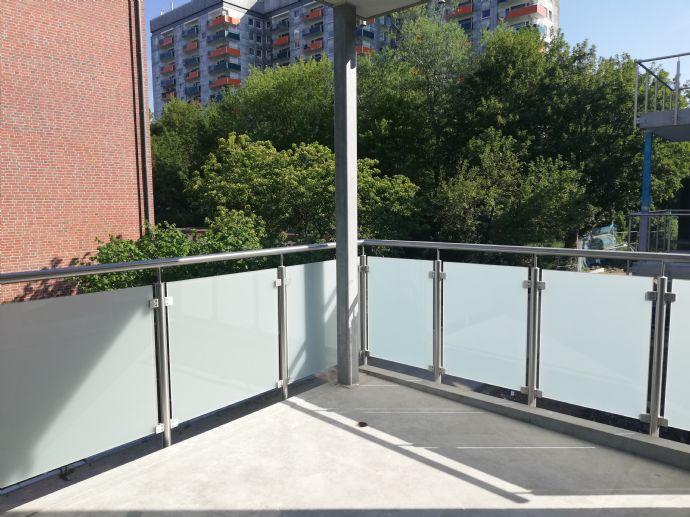 *Mietfreie Zeit sichern* 3-Zi. Neubau-Wohnung mit Tiefgarage, Balkon und Einbauküche