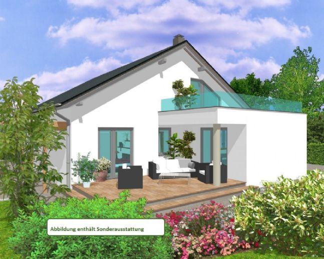 Einfamilienhaus mit Dachterrasse - Eigentum statt Miete