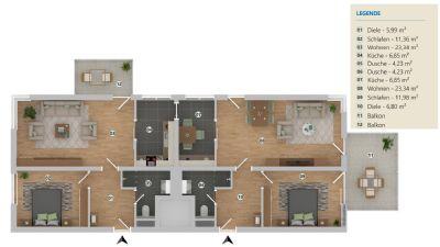 Flöha Wohnungen, Flöha Wohnung kaufen