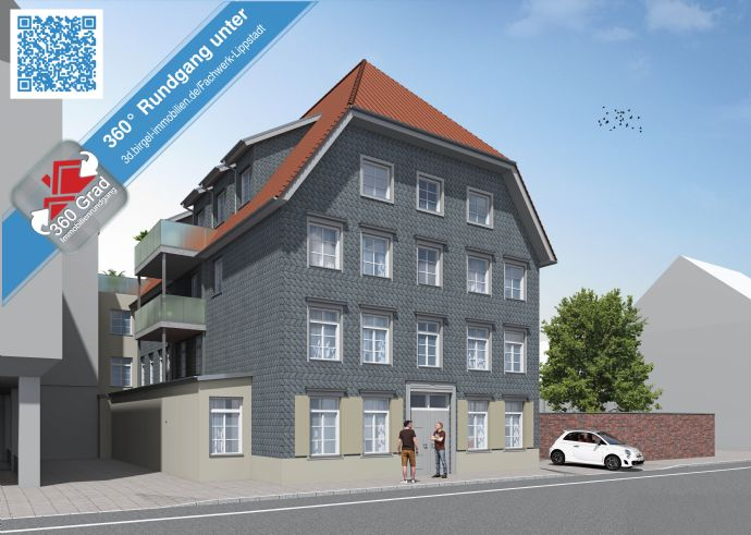 Denkmalgeschützte Wohnung in bester Innenstadtlage zu vermieten!