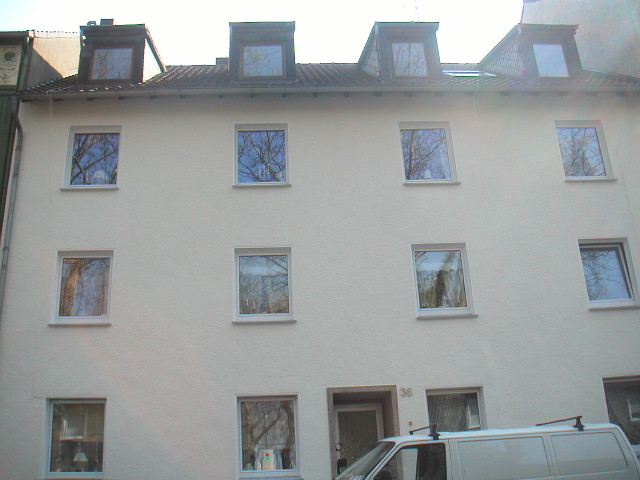 Frisch renovierte 2,5-Raum-DGWohnung in Herne Wanne zu vermieten