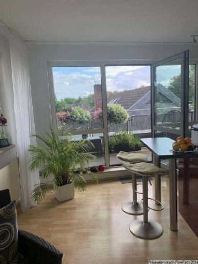 Zur Kapitalanlage; vermietete 2-Zimmer-Eigentumswohnung in Junkersdorf