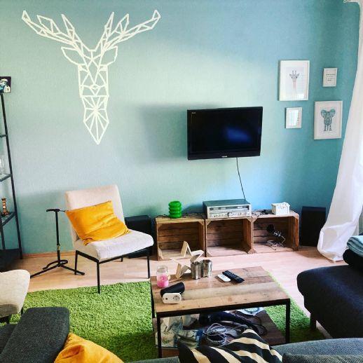 Wunderschöne 3 ZKB Wohnung im Herzen von Saarlouis