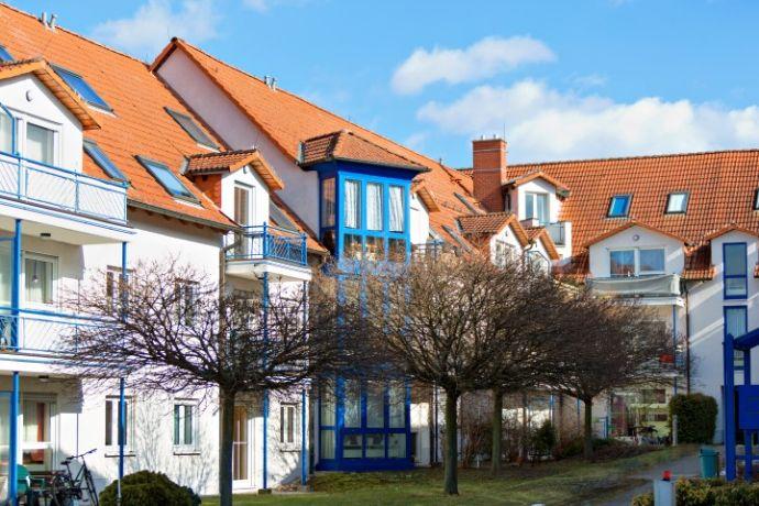 Schöne 3 Zimmer-Wohnung in idyllischer Lage am Leipziger Stadtrand | Weitere Wohnungen mit Terrasse/Balkon vorhanden!