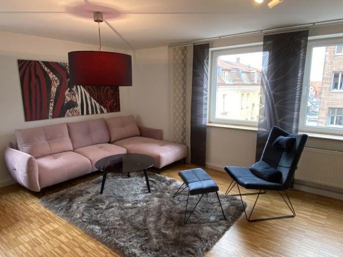 Modern eingerichtete 3 Zimmer Apartment in bester Lage in St. Johannis ideal für Pendler, Wochenendheimfahrer, Delegates etc.