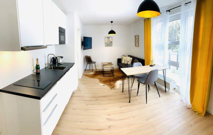 Neu Renoviert und Möbliert! 2 Zimmer Wohnung - Bezugsfertig ab 01.03.2020