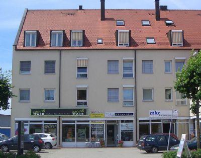Königsbrunn Ladenlokale, Ladenflächen