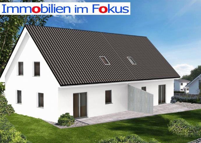 Rellingen - Familienhaus als Doppelhaushälfte in schönster Wohnlage auf großem Grundstück