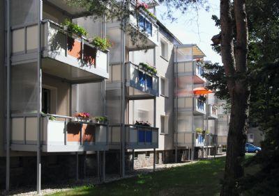 Schöne 2,5-Raum-Wohnung mit Balkon