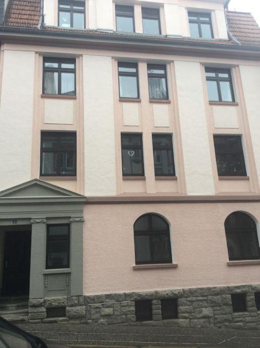 Über Marktplatz & Luther-Haus: 3-4 Zi-Wohnung in EIsenach, Stadtmitte