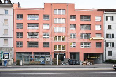 Zürich Halle, Zürich Hallenfläche
