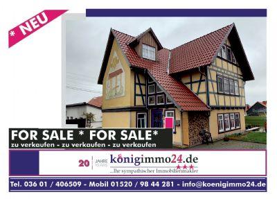Hörselberg-Hainich Renditeobjekte, Mehrfamilienhäuser, Geschäftshäuser, Kapitalanlage