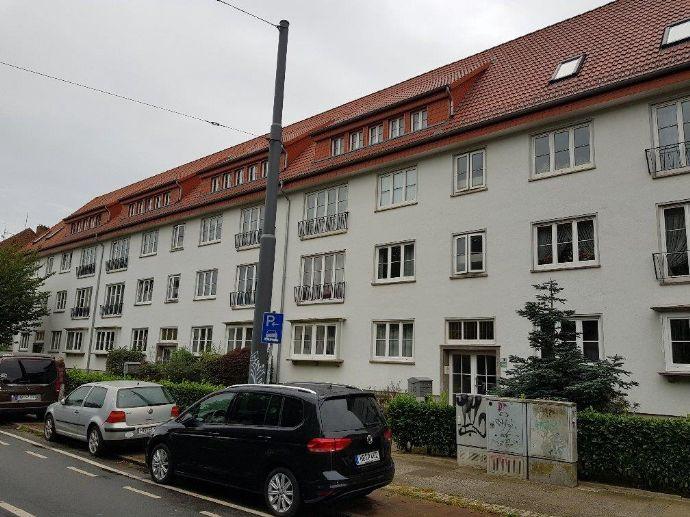Schwachhausen - 2 Zi. im DG. - H.-H.-Meier-Allee - kein Balkon - in ruhigem Wohnhaus - Nähe Bürgerpark