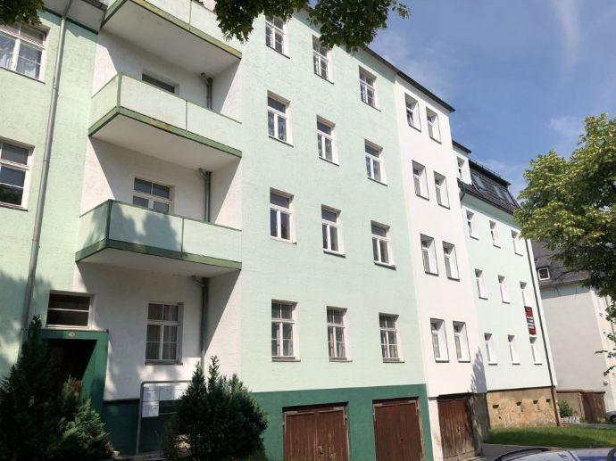 4 Zimmer Wohnung in Chemnitz (Kappel)