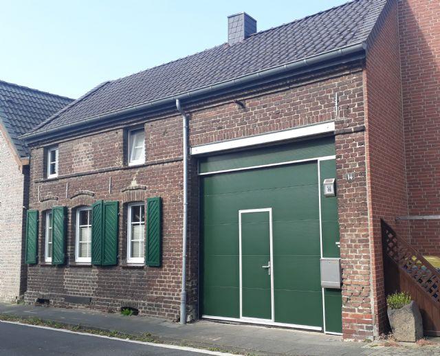 NE-Weckhoven Rarität Kl historische Hofanlage