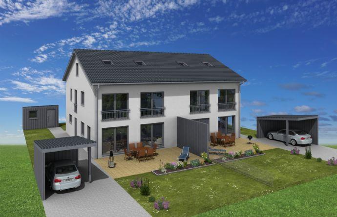 NEU! Große Doppelhaushälfte in Röttenbach in zentraler Lage!