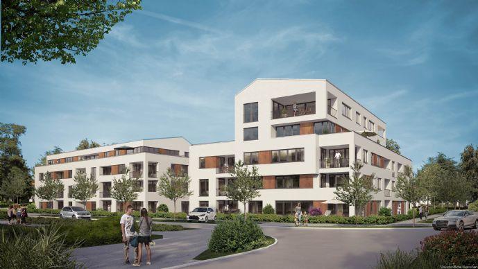 Wohnen an der Schlossbergallee - Provisionsfreie Neubauwohnungen - Bauinformation Sonntag 14:00 - 16:00Uhr