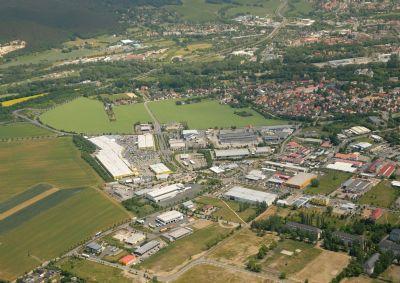 Saalfeld Industrieflächen, Lagerflächen, Produktionshalle, Serviceflächen