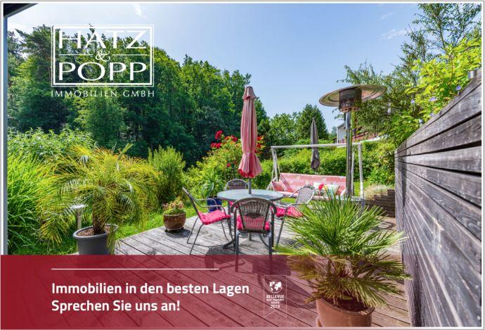 Hatz & Popp - grüne Oase mitten in Passau
