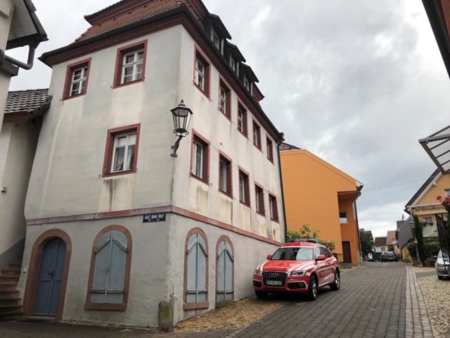 Eines der ältesten Stadthäuser Endingens!