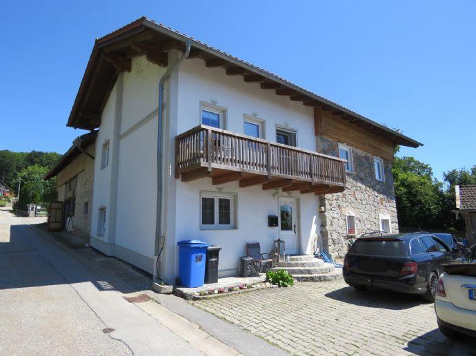 Landhaus in ländlicher und absolut ruhiger Wohnlage umgeben von Wiesen und Wäldern Nähe Winzer