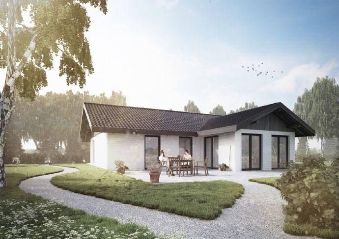Letztes Grundstück! Erholung pur! Neubau Jütlandhaus Typ 120 auf großzügigem Grundstück in Dargow am Schaalsee!