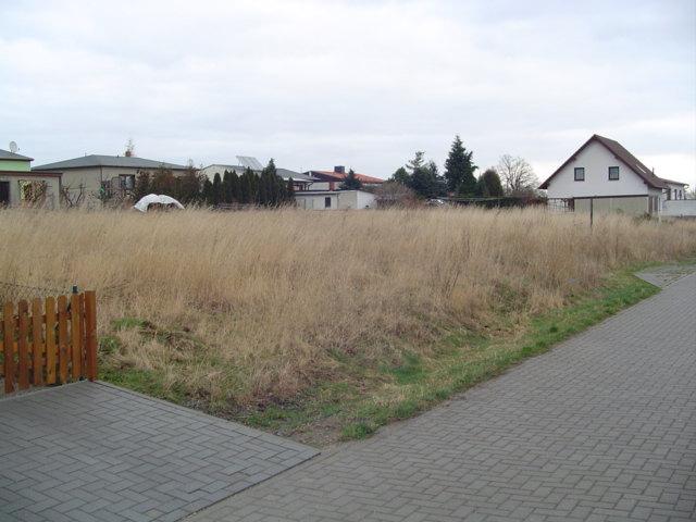 Baugrundstück in Kleinpaschleben
