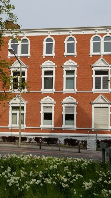 Charmante, renovierte Altbauwohnung am Hasetorwall/ Weststadt