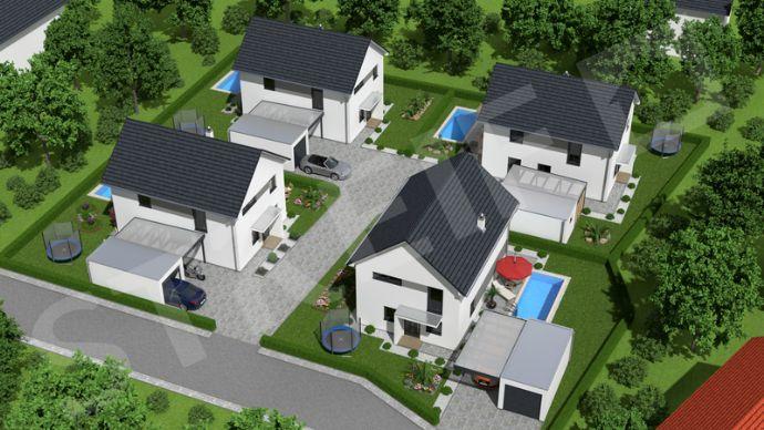 Bauen Sie mit STREIF Fertighäuser jetzt ihr Traumhaus