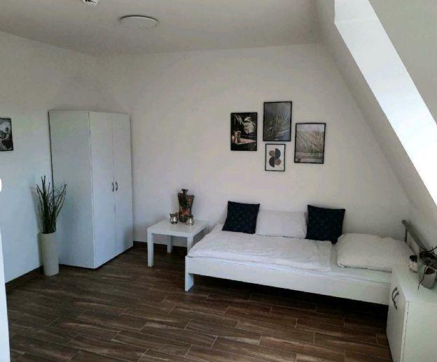1-Zimmer-Appartement, renoviert, zu verkaufen!
