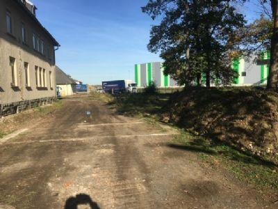 Vermietbare attraktive Gewerbeflächen und Bestand im modernisierten Fliegerhorst
