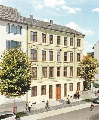 NEU - Individuell geschnittene Wohnung in einem Einzeldenkmal mit hochwertiger Ausstattung