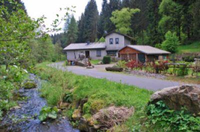 Ferienwohnung Glagau, ruhig am Wald für 4-5 Personen