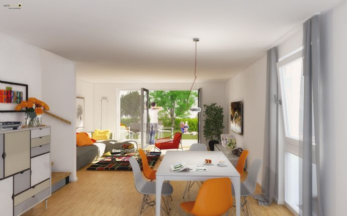 Kenzingen Im Storchengarten II. Bauabschnitt Mittelhaus
