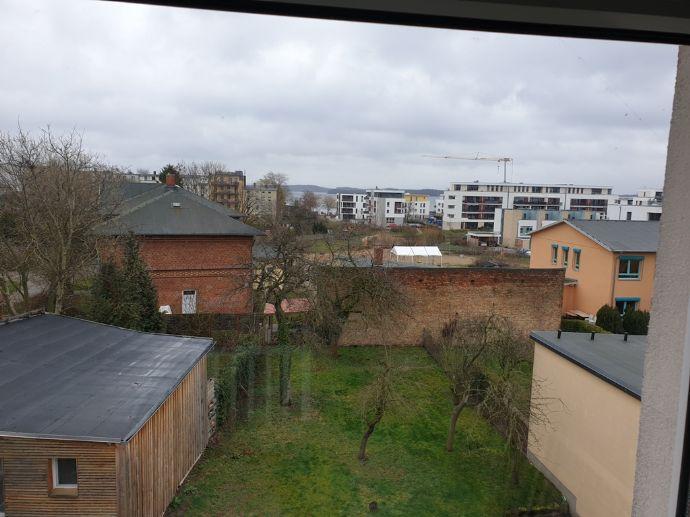 ERSTBEZUG gemütliche 2-Raum Wohnung in der Werdervorstadt nach Sanierung