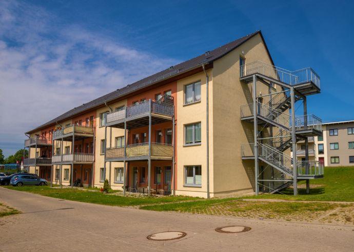 Seniorenwohnungen - Betreutes Wohnen in Stralsund -
