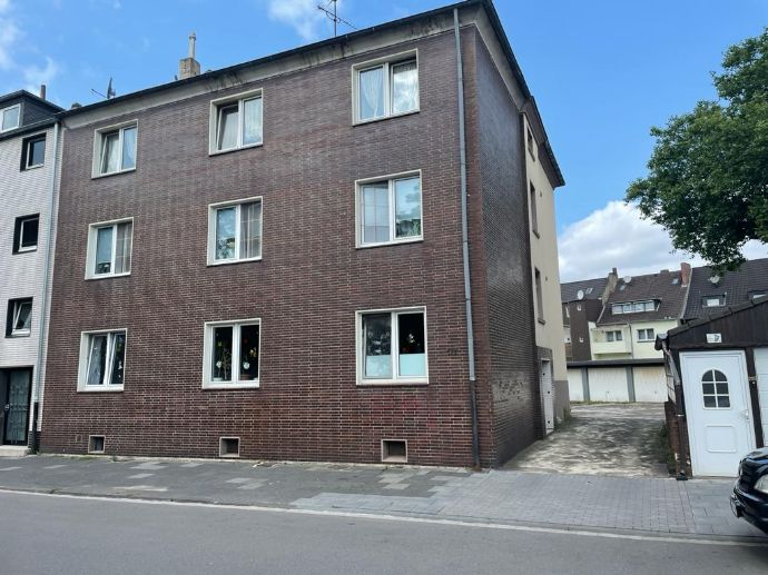 Gemütliches Appartement in Duisburg-Alt-Hamborn